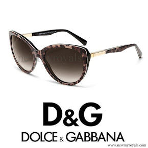 Crown Princess Mary style Dolce & Gabbana Sunglasses