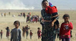 Γερμανίδα αγόρασε 5χρονη Γιαζίντι για σκλάβα και την άφησε να πεθάνει από δίψα