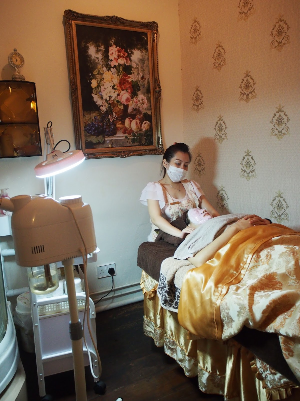 My Cosy Room Orchard Floral Radiance Facial Review