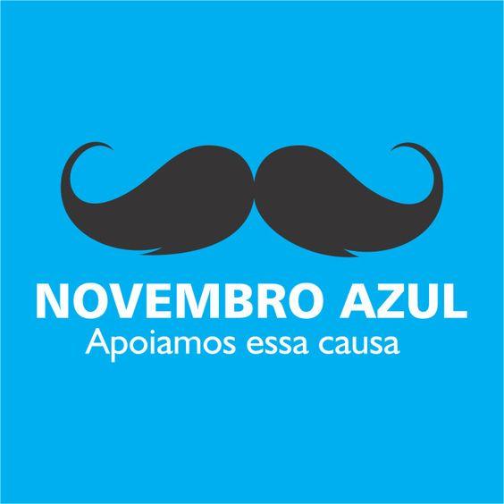 november-blue