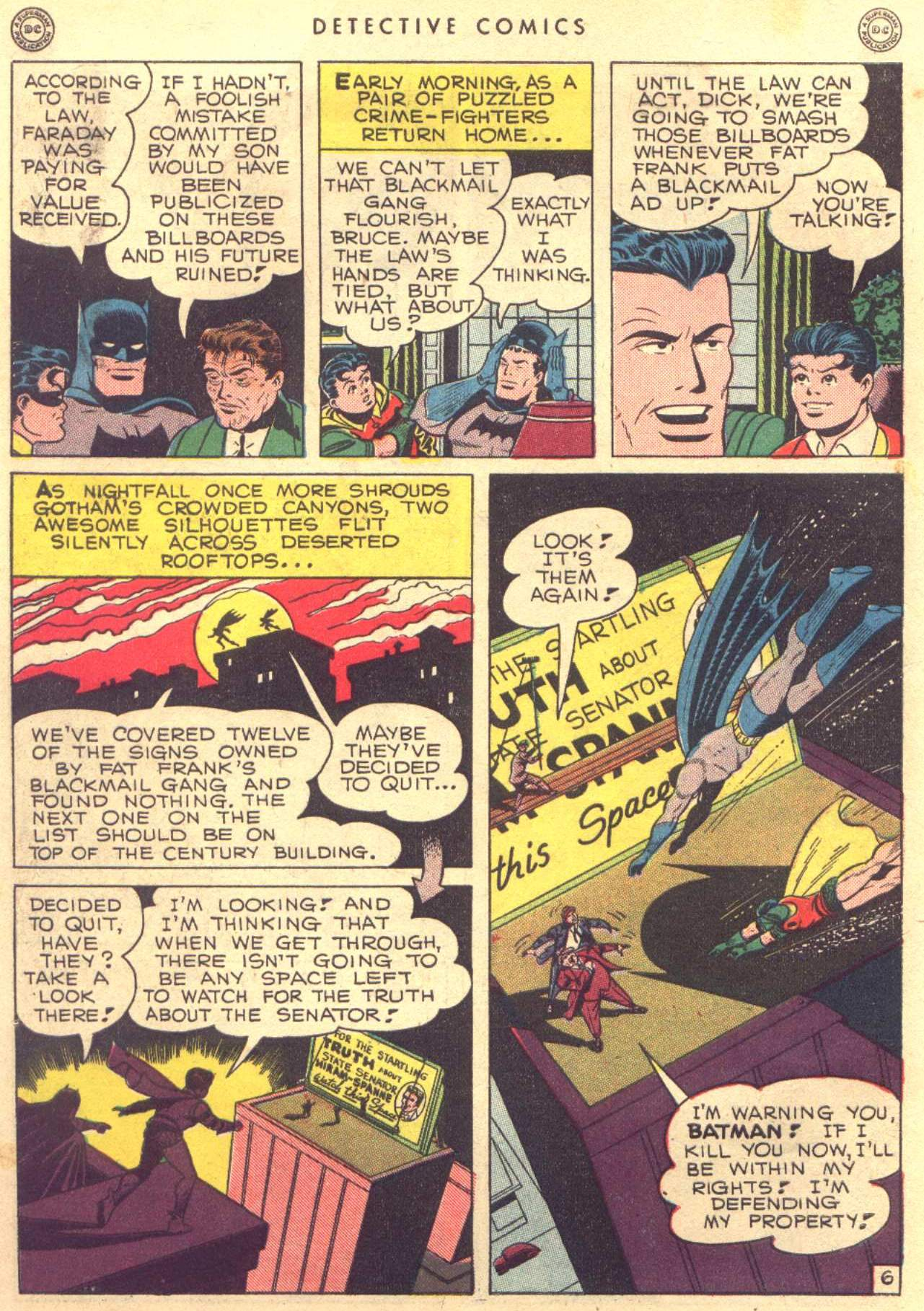 Read online Detective Comics (1937) comic -  Issue #104 - 8