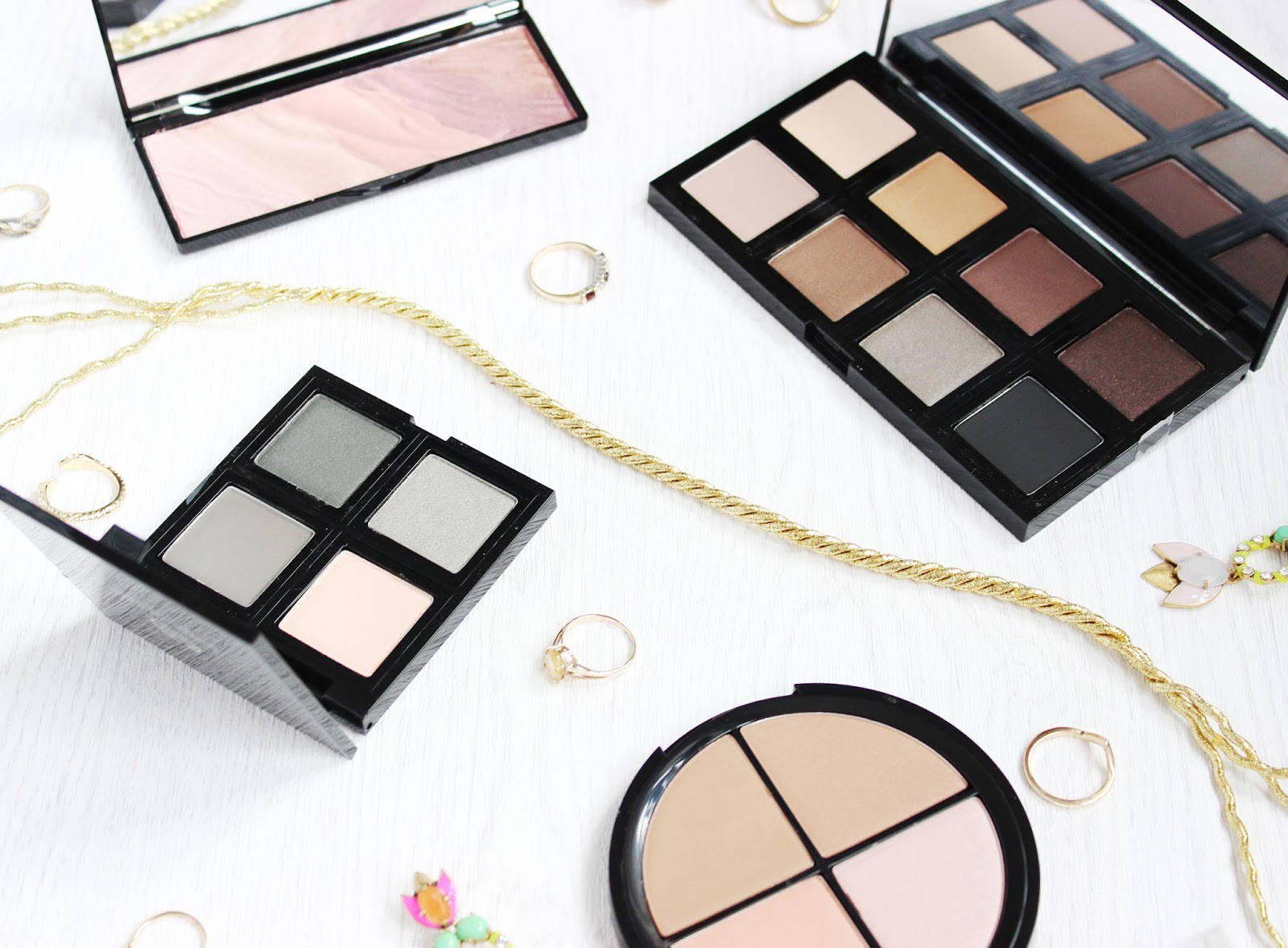 Must-have high street palettes from GOSH, The Body Shop and MUA