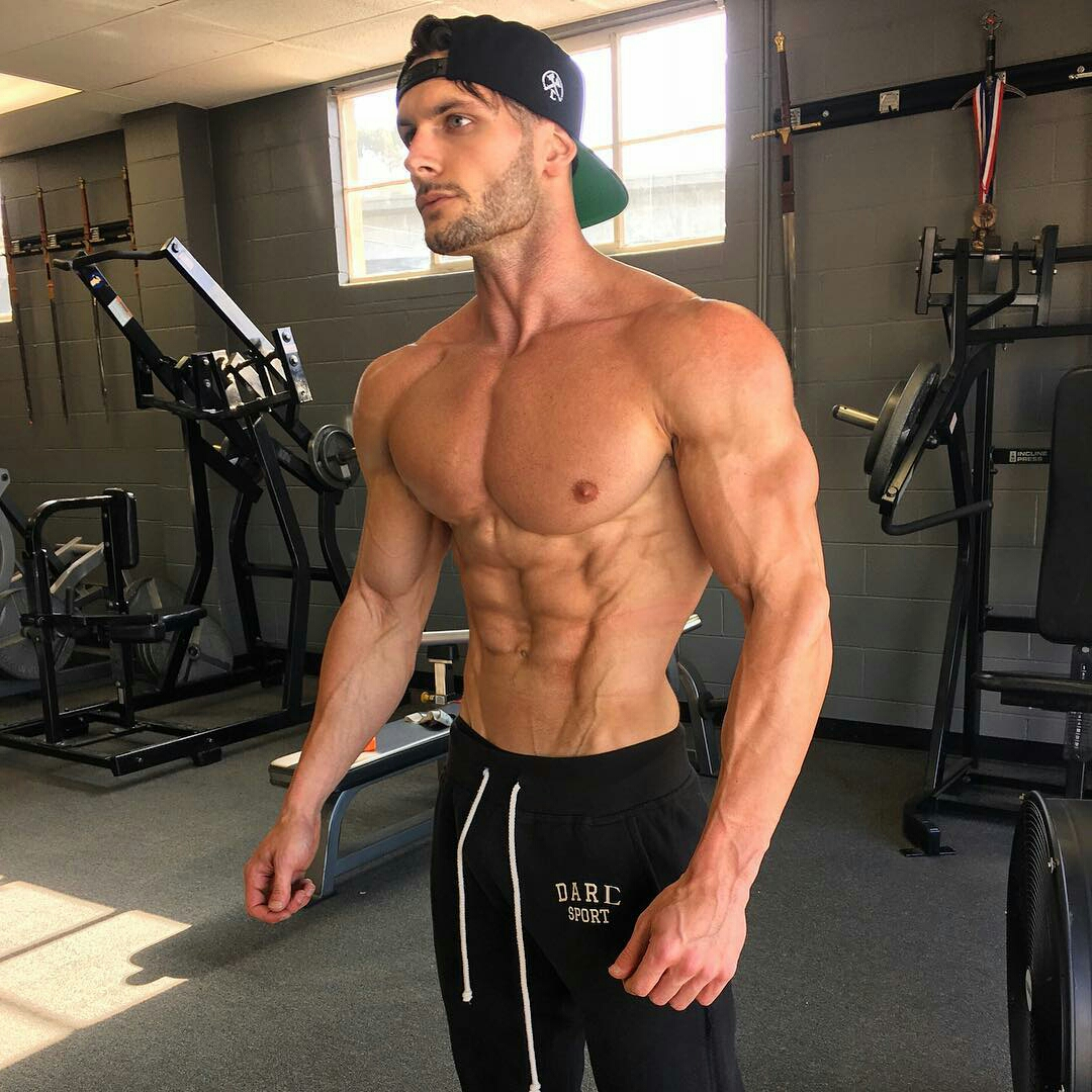 Gay muscle workout
