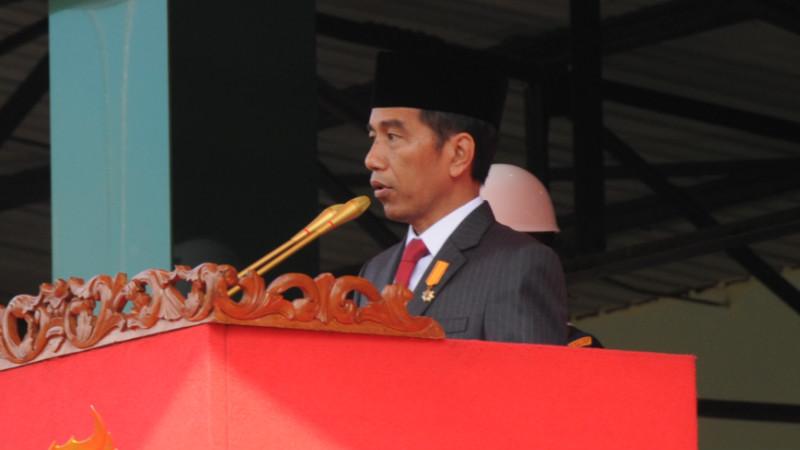Jokowi akan reshuffle kabinet siang nanti