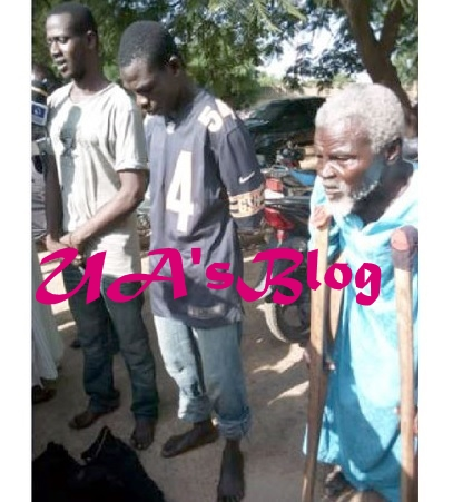 Wicked World: How 80-year-old Herbalist, Two Others Behead Policeman For His Eyes