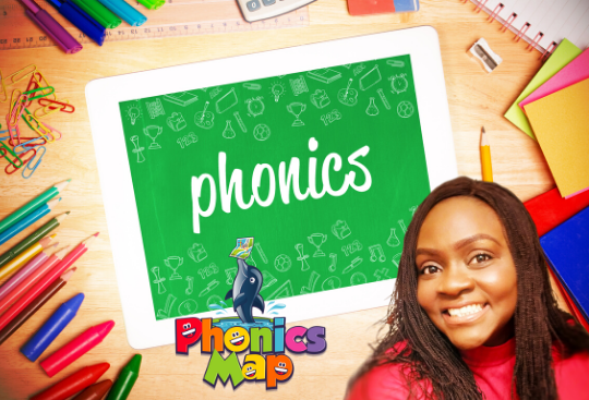 About Phonics Map