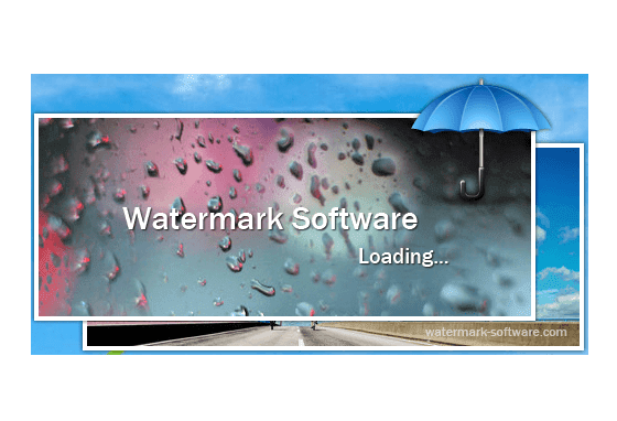 Watermark-software