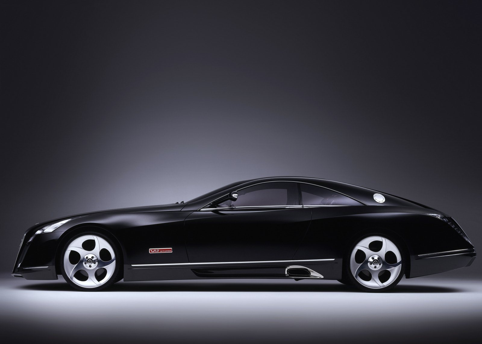 Maybch-Exelero 7-What is the most expensive car