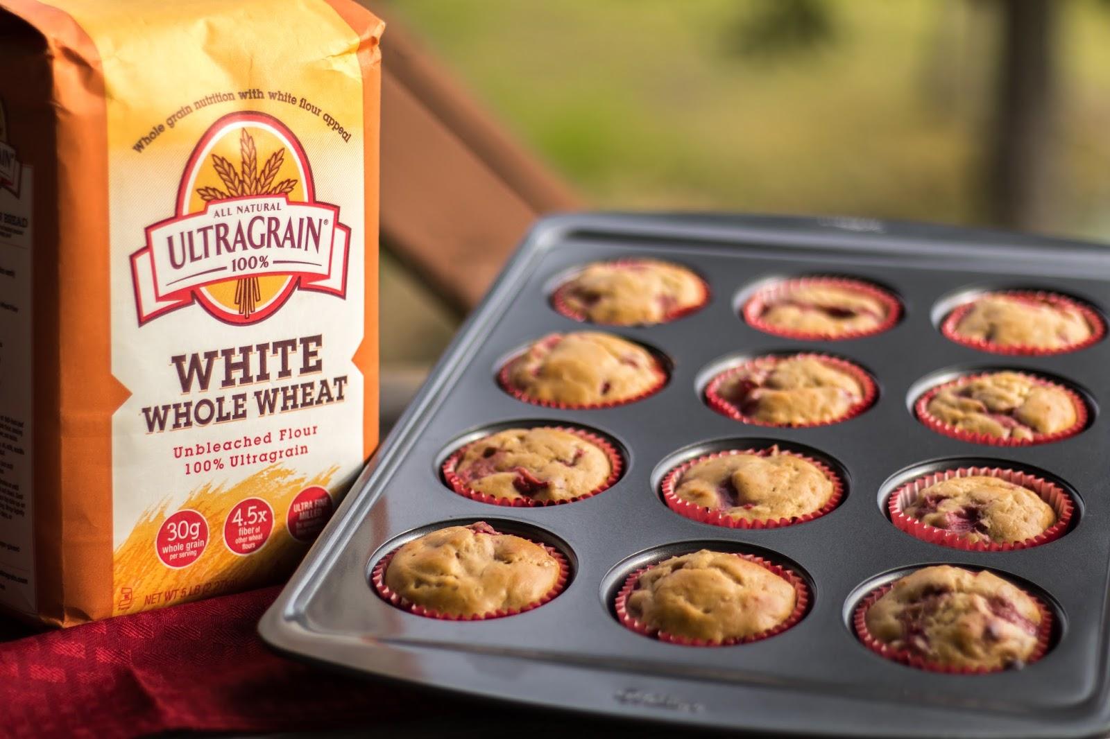 Fuel Your Passion: Ultragrain White Whole Wheat Strawberry Banana