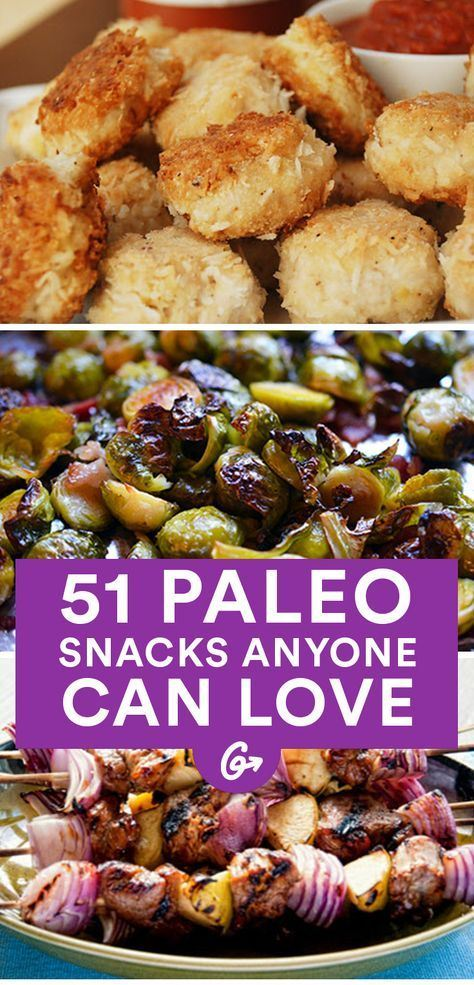 Paleo Snacks That Make the Eating Plan Look Easy