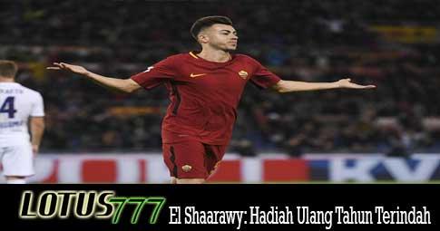El Shaarawy: Hadiah Ulang Tahun Terindah