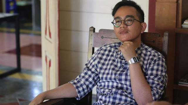 Netizen Ramai Obrolkan Soal 'Jenderal Kardus', Putera Jokowi Tak Mau Ketinggalan Bilang....