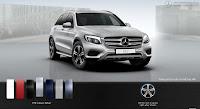 Mercedes GLC 200 2018 màu Nâu Citrine 796