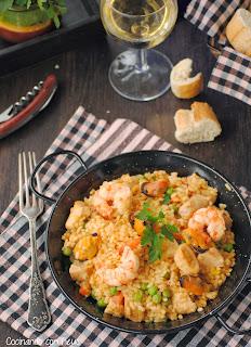 """Arròs Parellada """"arroz regional"""" y Directas al grano"""