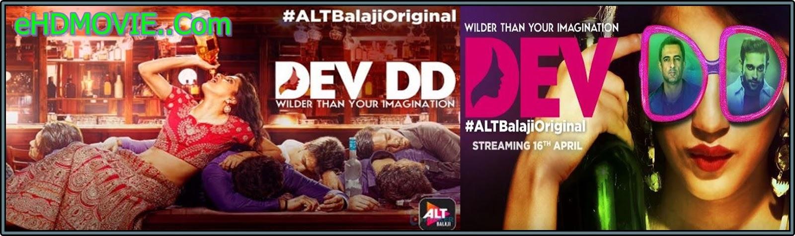 Dev DD 2017 S01 Complete Hindi 720p BRRip ESubs
