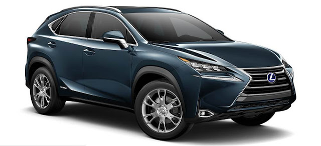 2016 Lexus NX200h Hybrid Review