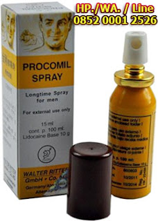 Cara Pemesanan Procomil Spray Germany