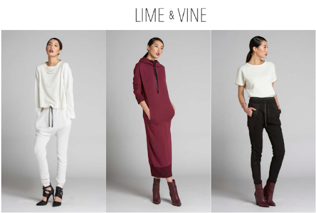 Lime & Vine Fall 2015