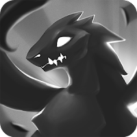 A Dark Dragon Logo
