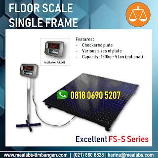Floor Scale FS-S-A12+E Series