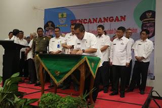 Pemkot Cirebon Canangkan WBK Dan WBBM