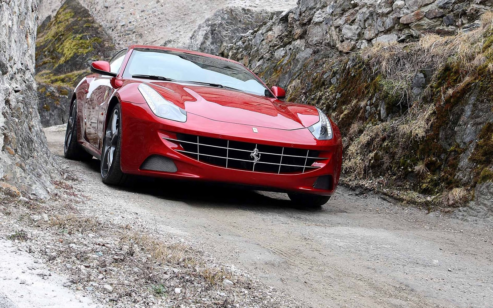 Cars Wallpapers: Cars Wallpapers12: Ferrari FF HD Wallpapers