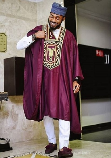 Image result for agbada challenge