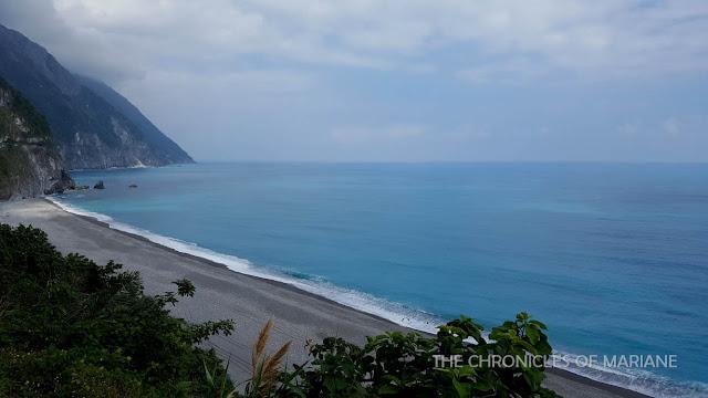 qinshui cliff hualien