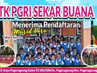 Download Contoh Spanduk Penerimaan Siswa Baru PAUD/TK.cdr