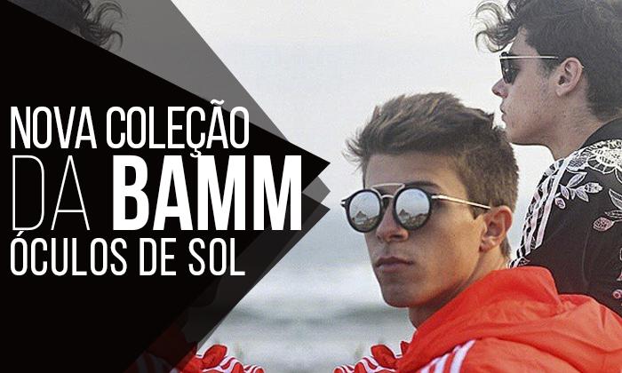 025fcdbf6289d Macho Moda - Blog de Moda Masculina  BAMM  Nova Coleção de Óculos de ...