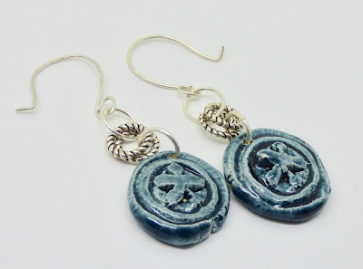 earrings by BayMoonDesign