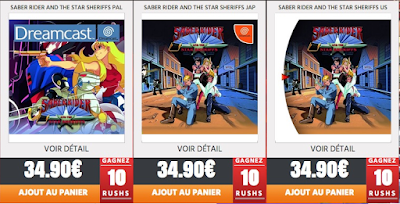 Saber Rider, les différentes news - Page 5 Saber2