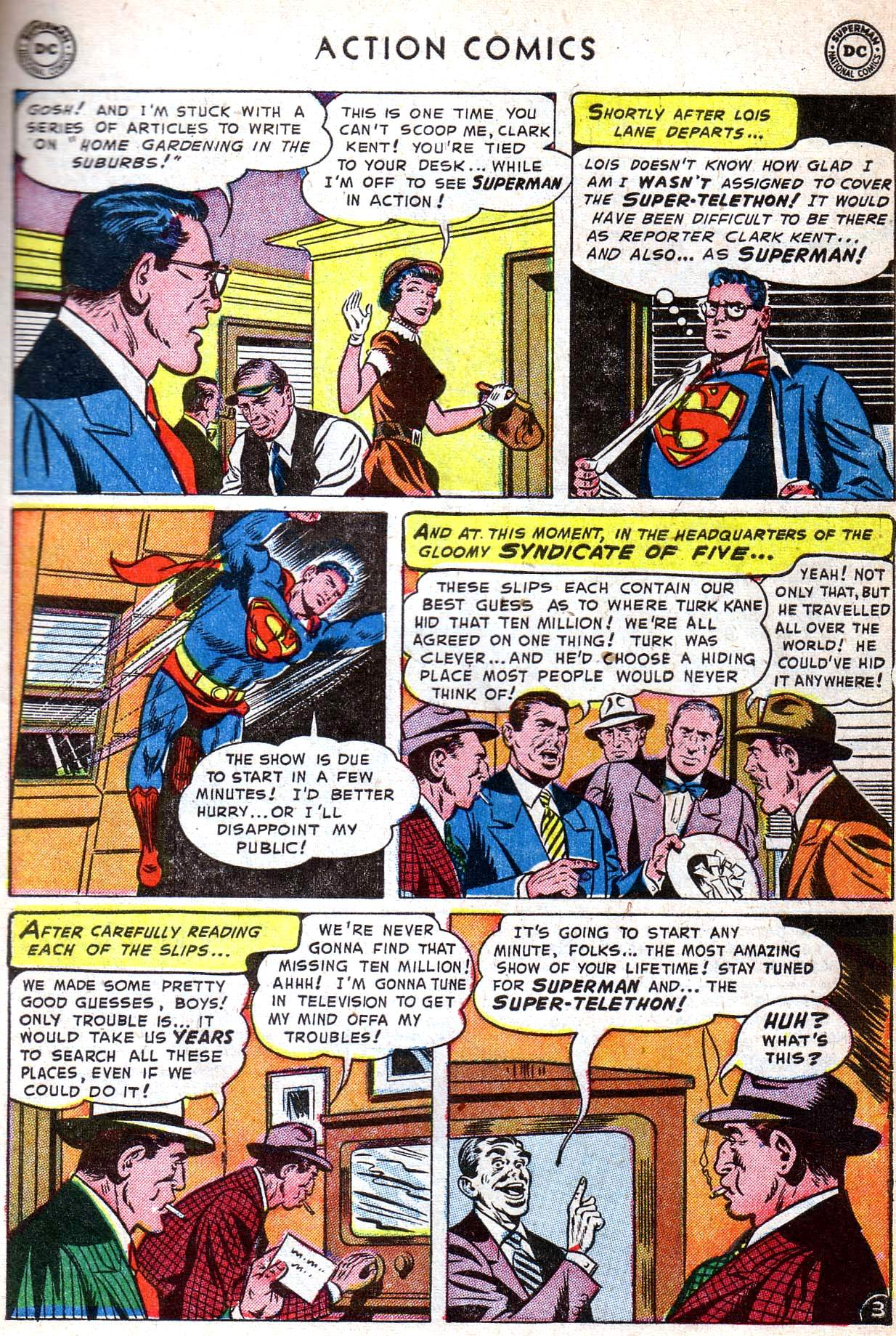 Action Comics (1938) 180 Page 4