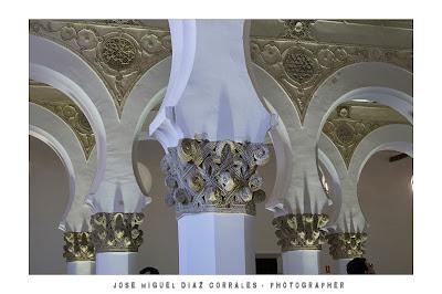 Sinagoga Santa María la Blanca en Toledo