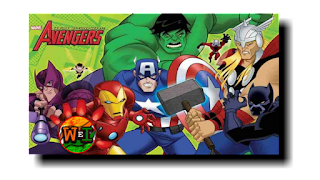 Avengers Earth's Mightiest Heroes (Season 1 & 2) Hindi Episodes. [720p]