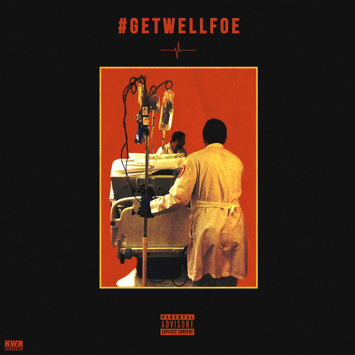 Lud Foe - Get Well Foe Cover