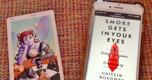 Audio Review: Smoke Gets in Your Eyes: And Other Lessons from the Crematory by Caitlin Doughty