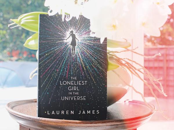 Review | The Loneliest Girl in the Universe | Lauren James