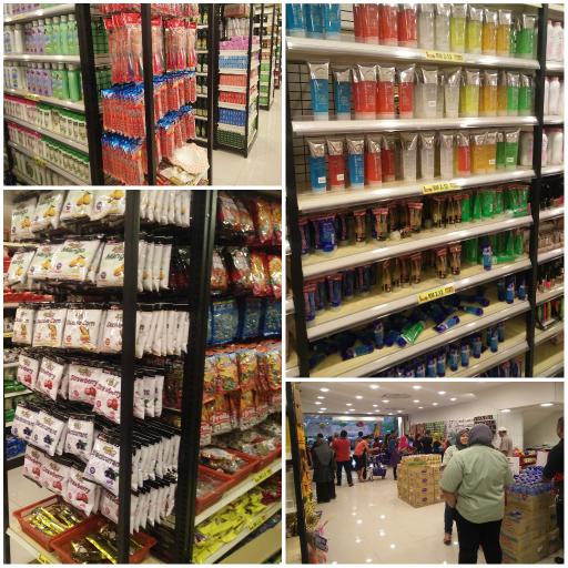 Shopping di Kedai RM2 Setia Eco Hill Semenyih