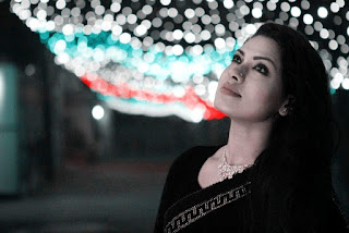 Nusrat Imrose Tisha Bangladeshi Actress Sexy In Night