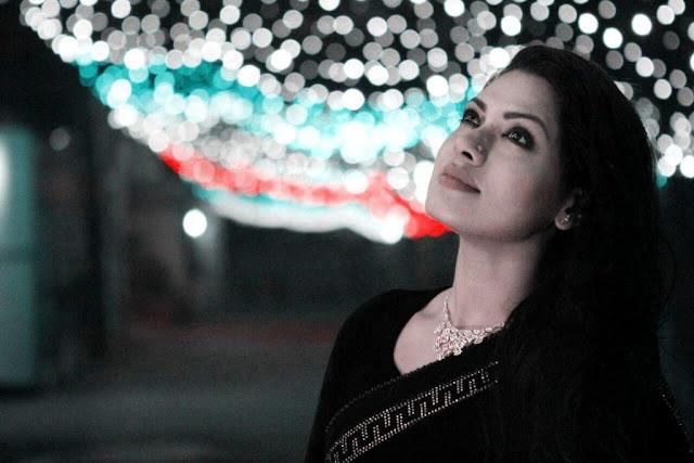Nusrat Imrose Tisha Bangladeshi Actress Sexy In Night