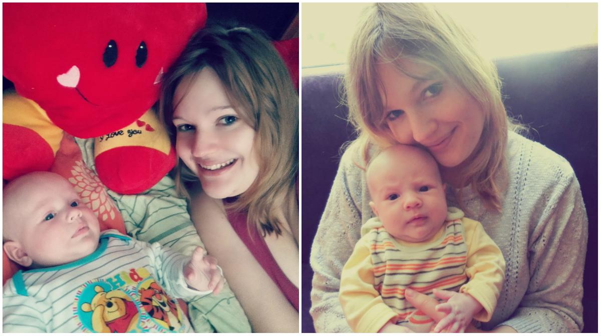 młoda-mama-i-dziecko