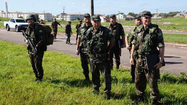 FT Transamazônica reforça conceitos de prontidão e coesão na Defesa da Pátria e da região