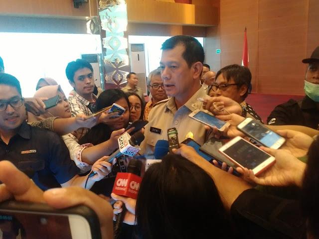 BNPB Galang Jurnalis Dalam Pengurangan Resiko Bencana