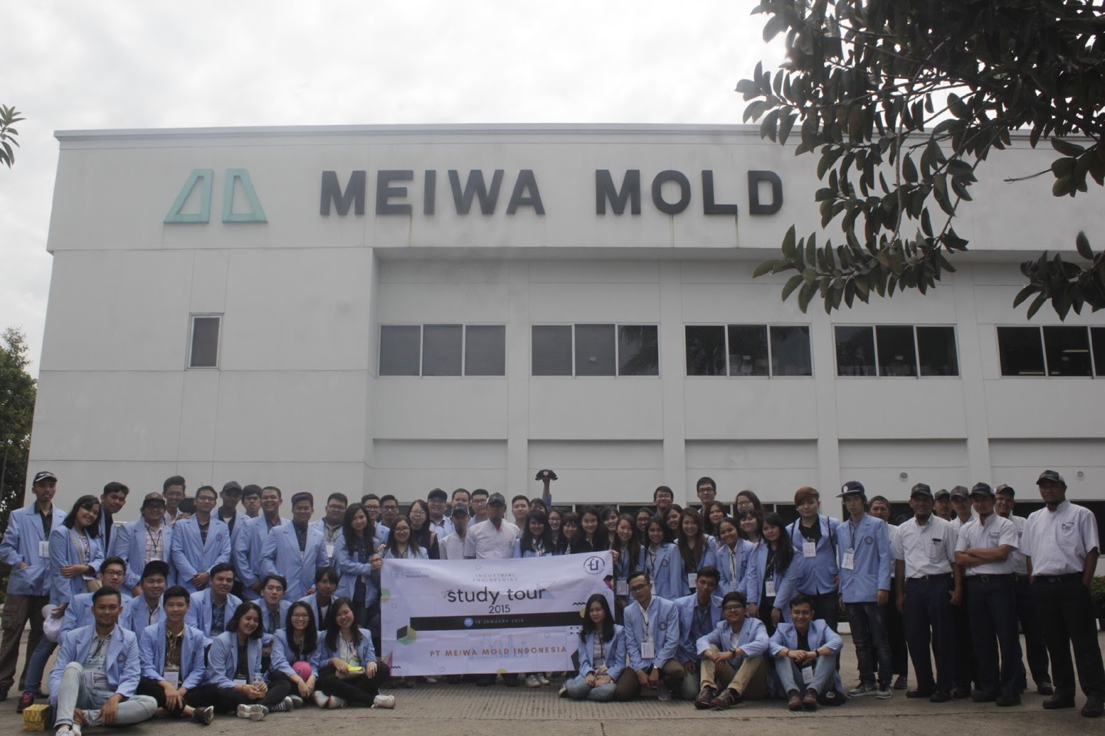 Lowongan Kerja Pabrik Depok Untuk SMA D3/S1 PT Meiwa Indonesia Jawa Barat