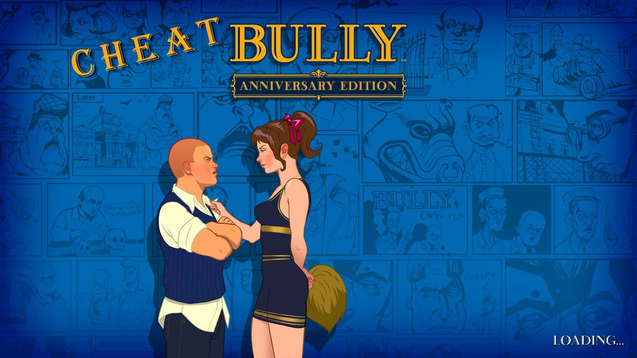Cheat Bully Anniversary Edition Android Tanpa Root Unlimited Money