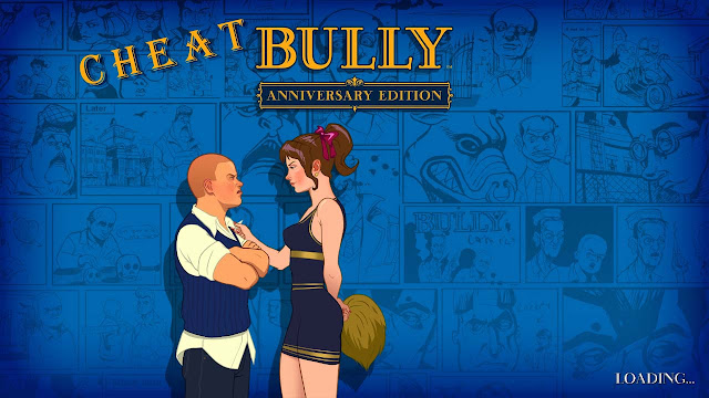 Cheat Bully Anniversary Edition Android Tanpa Root