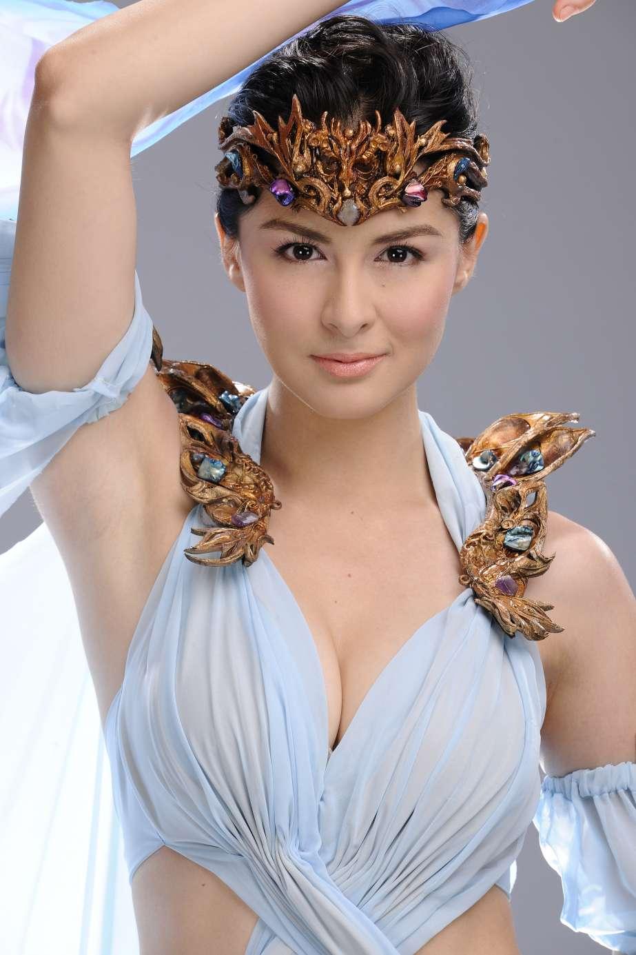 foto hot sexy marian rivera toket artis indonesia