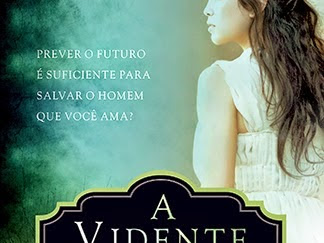 A Vidente, de Barbara Wood e Editora Record