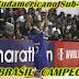 BRASIL CAMPEÓN DE FUTSAL SUB-20 (video)